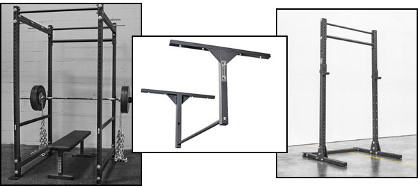Pull-up and chin-up bar options