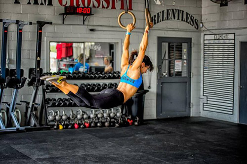 Crossfit Girls - The Ring Dance