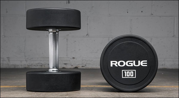 Rogue Urethane Dumbbell pairs and sets