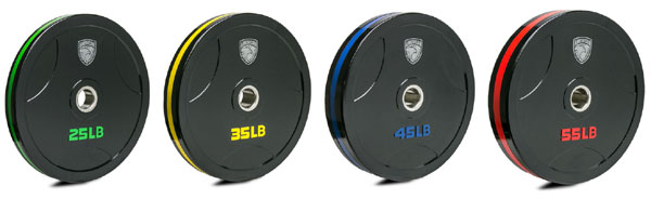 American Barbell Shields - recently reduced in price