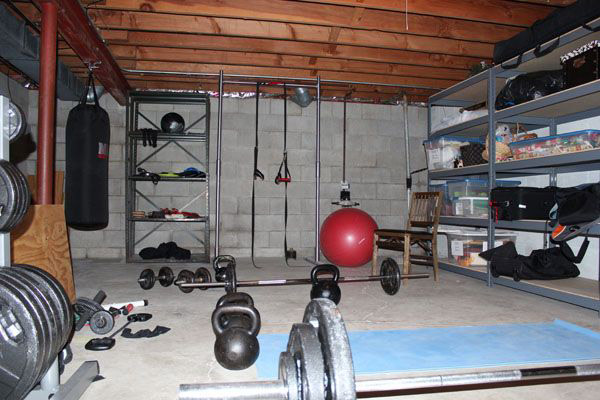Inspirational Garage Gyms Amp Ideas Gallery Pg 6 Garage Gyms