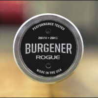 Burgener Bearing Bar - Rogue Oly cousin