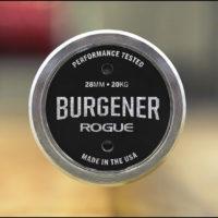 Burgener Bearing Bar - Rogue Oly cousin