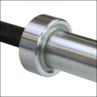California Bar's sleeves with recessed weld