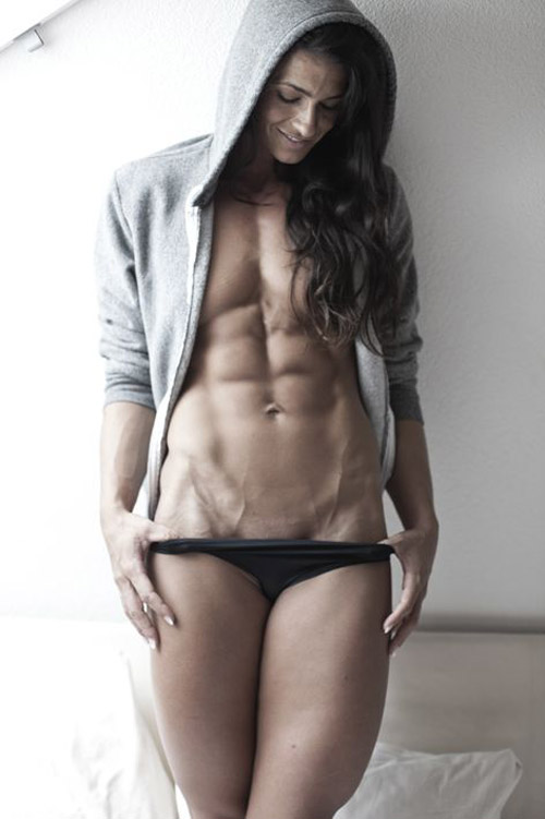 Crossfit Body Women Motivational Im...