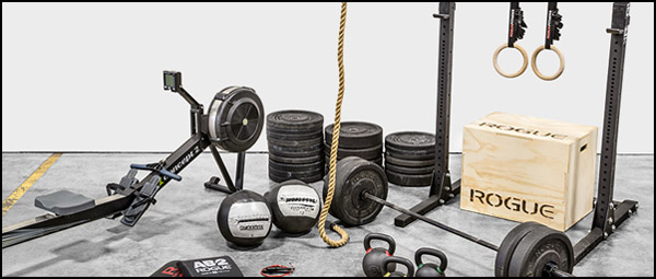 Crossfit equipment packages checklist