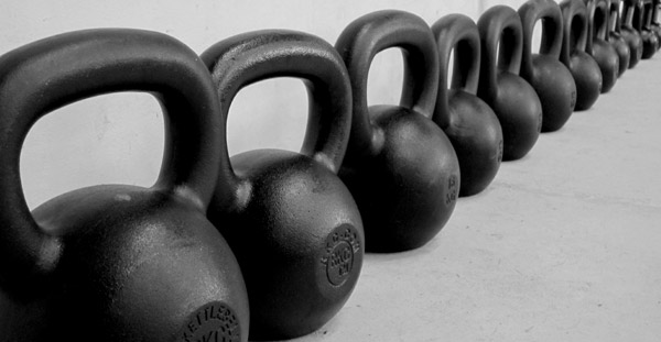 Dragon Door Russian RKC Kettlebells