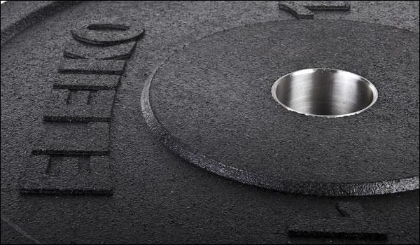 The super quiet, super thick XF Bumper Plate
