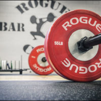 Rich Froning Bearing Bar - Rogue Oly cousin