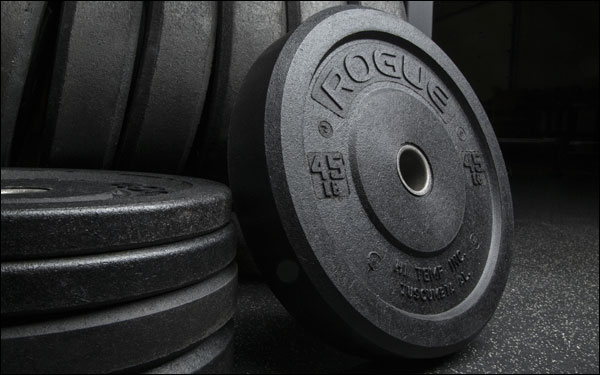 Rogue's updated HI-Temp bumper plates