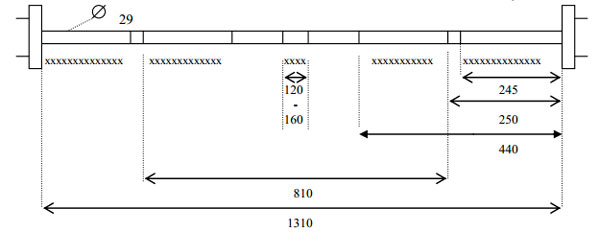 IPF Recognized Power Bar Specifications