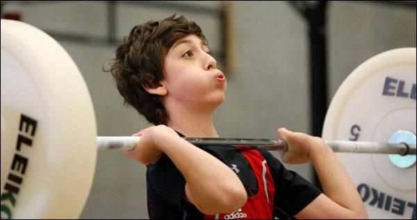 Junior Bars - Olympic WL Youth Bars
