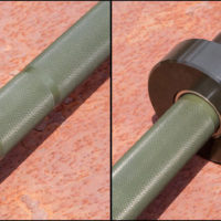 Rogue Operator Bar - green olive Ohio variant