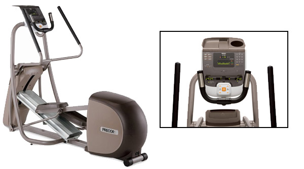 Precor EFX 5.33 Elliptical Cross-Trainer