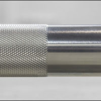 Rogue 28 mm Olympic WL Bar - knurling