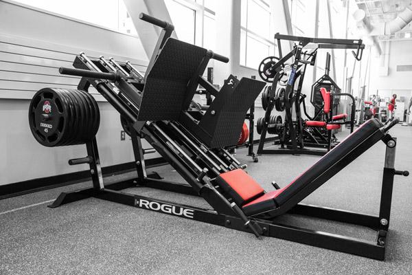 The Rogue Iso Leg Press 35