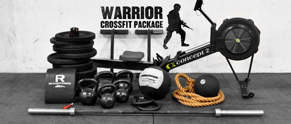 The Rogue Warrior Crossfit Package