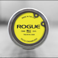 15 kg Women's Rogue Olympic 25 mm Trainer