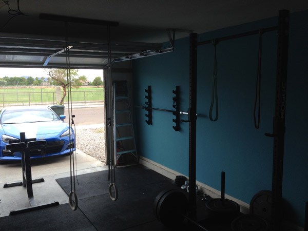 Inspirational garage gyms & ideas gallery pg 7 garage gyms