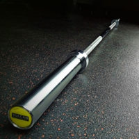 Vulcan Elite Olympic Training Bar 15 kg