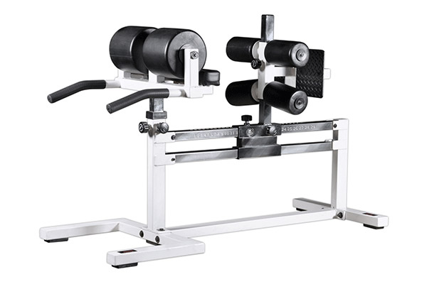 The York fully adjustable commercial Glute Ham Developer (GHD)