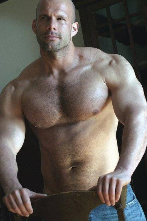 from Alfonso gay white muscle big cocks
