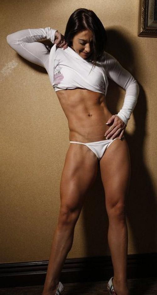 Crossfit Body Women Motivational Im...