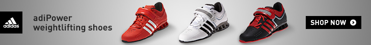 adiPower Weightlifting Shoes by Adidas