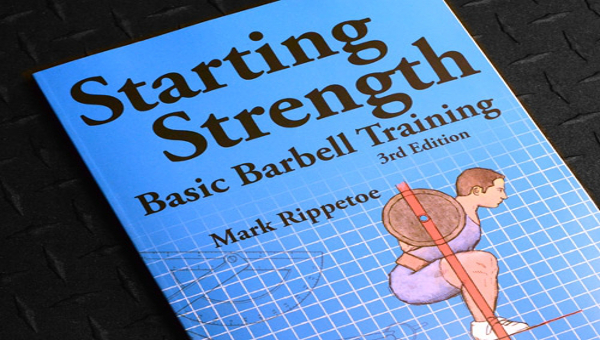 Starting Strength - the book, and the program - by Mark Rippetoe