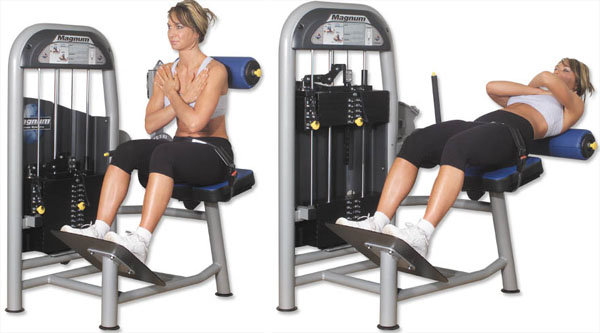 Free-Weight Alternative Exercises to the Back Extension Machine