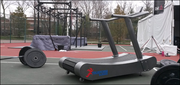 New exercise equipment for your garage gym