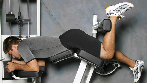 Free-Weight Alternatives to the Leg Curls