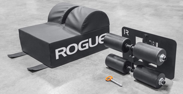 "The Rogue Echo GHD attachment for 2""x3"" racks"