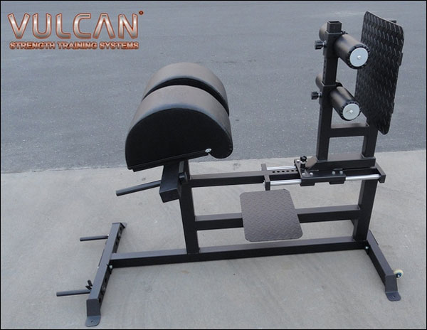 Vulcan Strength Training System GHD (Glute Ham Developer)