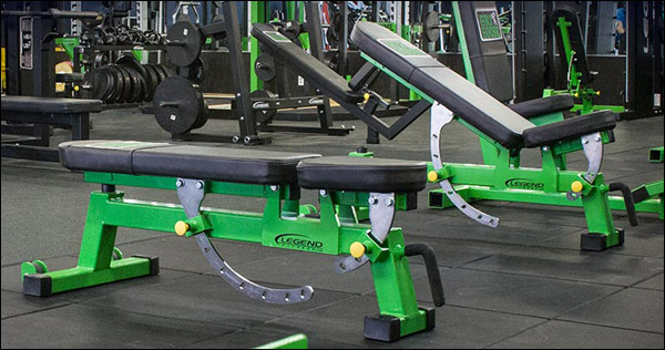 Legend Fitness 3103 Adjustable Bench