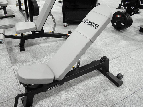 Adjustable Incline Bench #3103 by Legend Fitness
