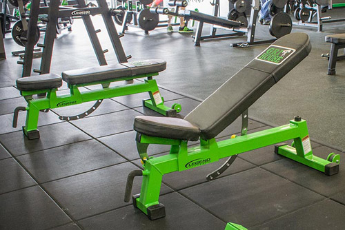 The Legend Adjustable Bench #3103