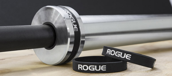 The Rogue Bar 2.0 King of CrossFit Bar