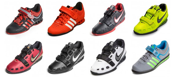 Massive selection of new weightlifting and CrossFit shoes at Rogue