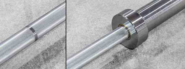 Rogue true 28 mm Olympic Training Bar