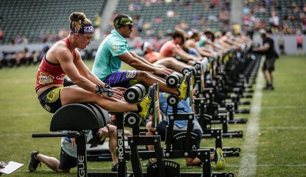 GHD Review - The debut of the new Abrams 2.0 GHD at the 2014 CrossFit Games