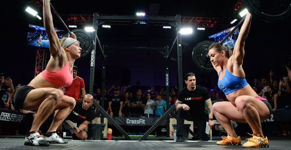 Women's 15 kg Rogue Bars for Olympic lifting and CrossFit