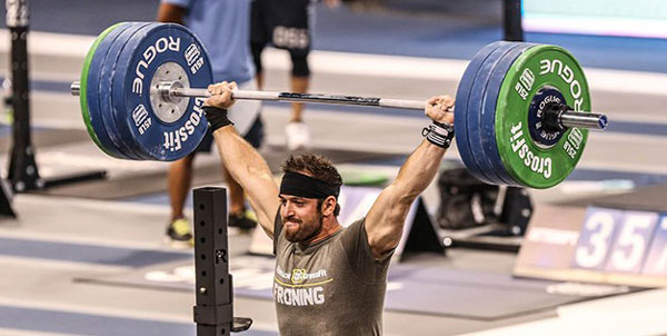 Nearly new gear - Competition Plates from the 2014 CrossFit Games