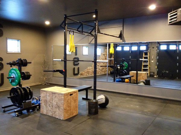 Inspirational garage gyms & ideas gallery pg 9 garage gyms