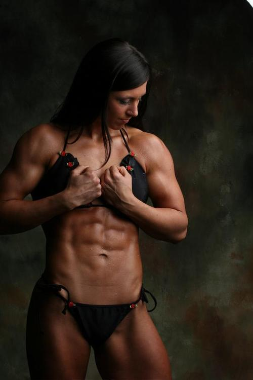 Fitness motivation images - Looking strong and sexy #fitblr