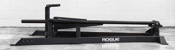 Side view - Rogue T-bar Row