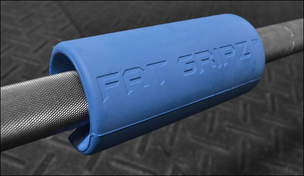 Fat Gripz turns any bar into an axle