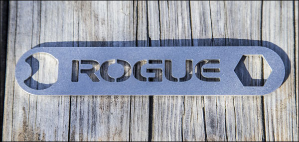 The Rogue stainless steel bottle opener