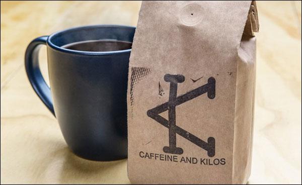 Caffeine & Kilos PR Blend Coffee