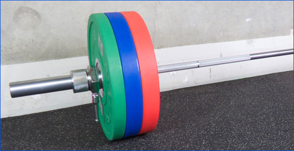 The American Barbell SS Olympic Bearing Bar